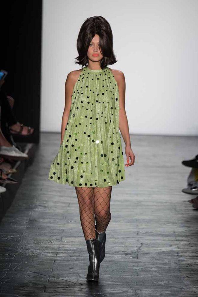 Jeremy Scott Primavera-Verano 2016 New York Fashion Week