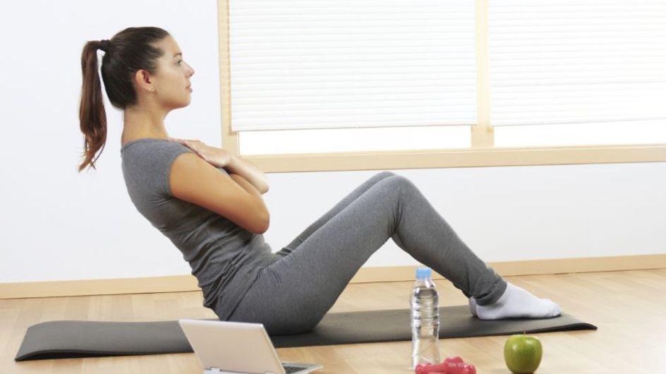 Attrezzi per fitness fai da te