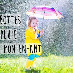 Il pleut, il mouille...Les plus jolies bottes pour affronter les intempéries ?