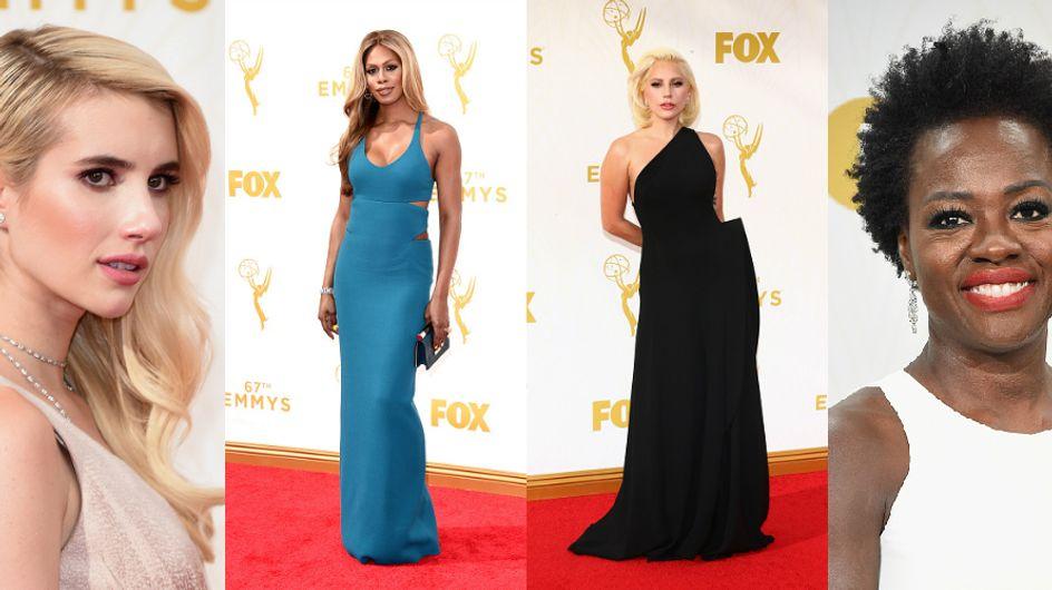 6 lindos looks do Emmy Awards no detalhe