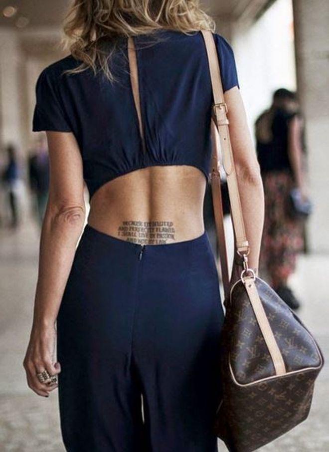 Tatuaggi frasi: ecco le idee per le frasi da tatuarsi