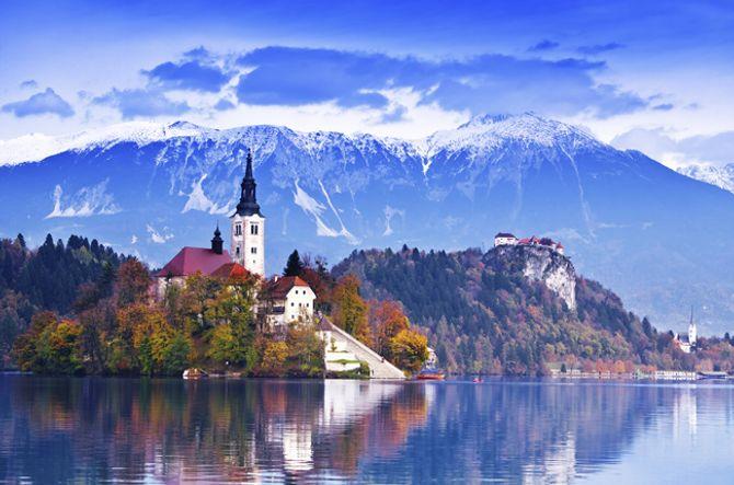 Die 50 schönsten Dörfer in Europa