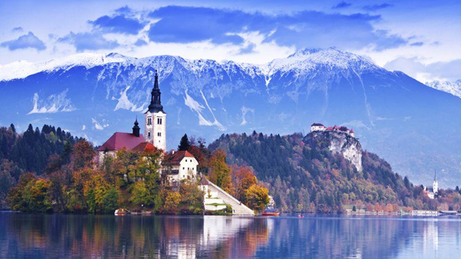 Da wollen wir hin: 50 wünderschöne Dörfer in Europa
