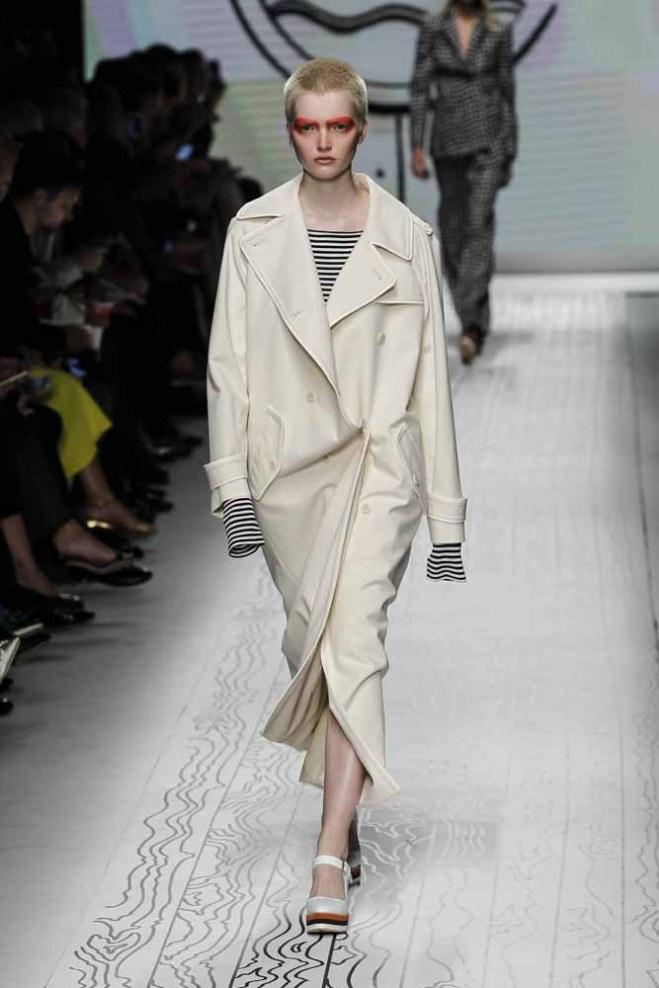 Max Mara Primavera-Verano 2016 Milan Fashion Week