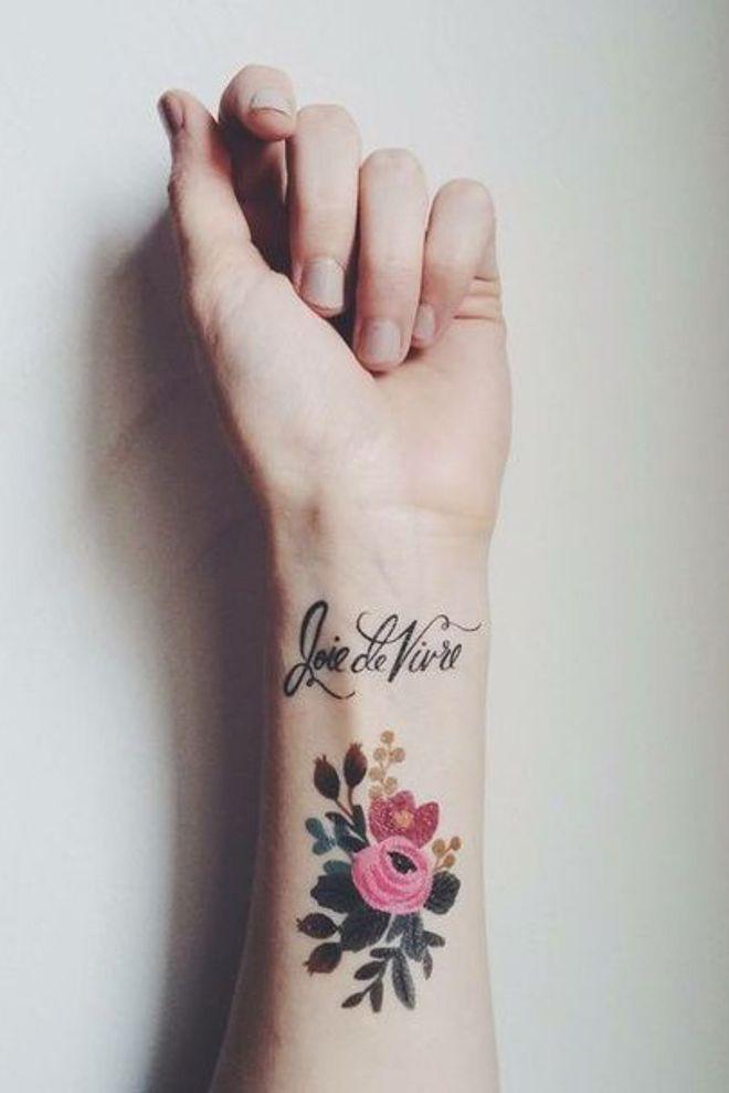 Ideias megaoriginais para tatuagem no pulso