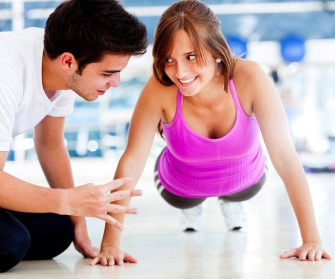 Personal trainer