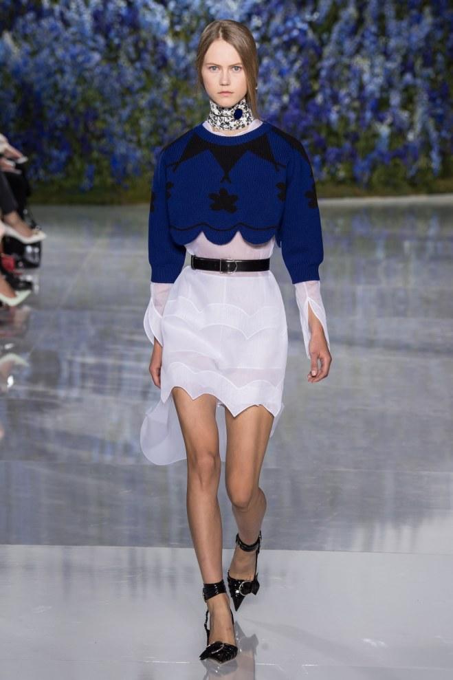 Défilé Dior Prêt-à-Porter printemps-été 2016