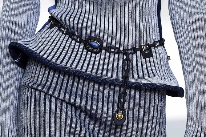 ¿Cómo se elabora un cinturón de Louis Vuitton?