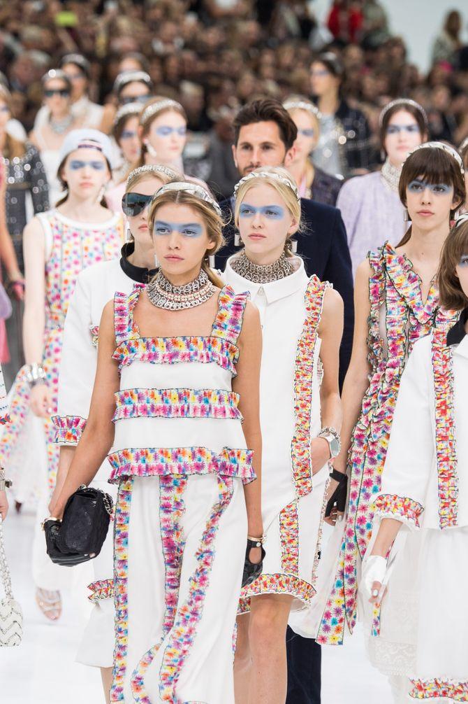 Défilé Chanel Prêt-à-Porter printemps été 2016