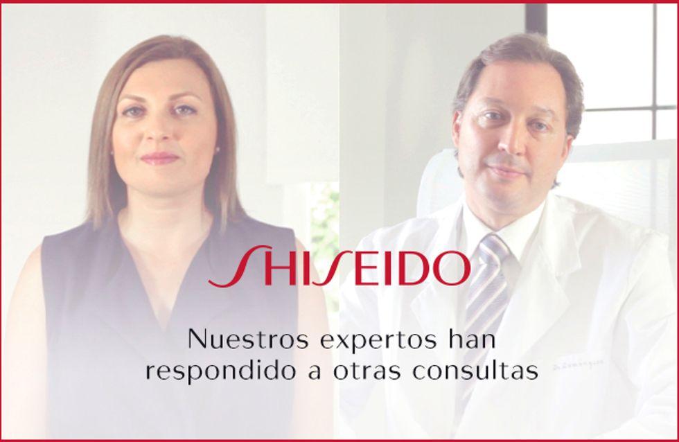 Consultorio Shiseido 2: los expertos responden tus dudas sobre envejecimiento