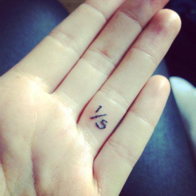 paar tattoo idee