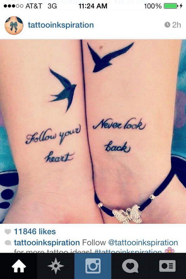 Tattoo ideen partner Partner Tattoos