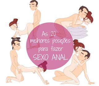Sexo anal, muito prazer!