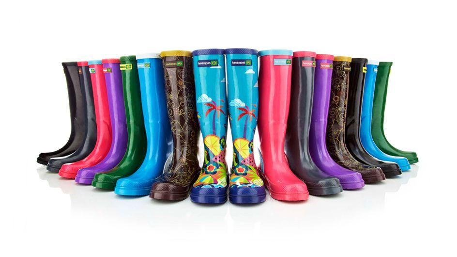 Stivali per la pioggia: belli da indossare anche col sole!