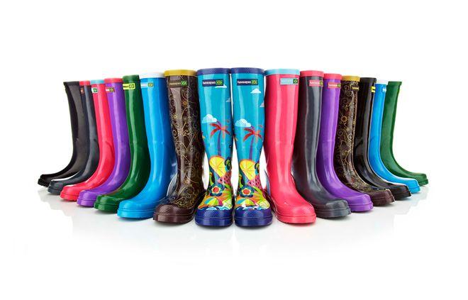 Stivali per la pioggia autunno inverno 2015 2016