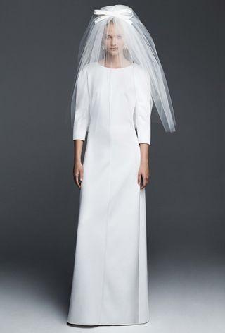 Abiti da sposa Semplici: niente fronzoli, please!