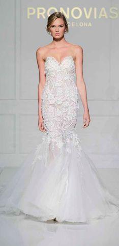 Vestidos de novia de Pronovias 2016