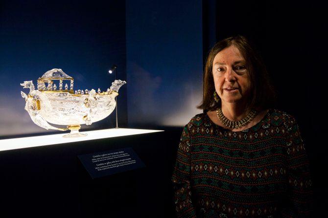 Letizia Arbeteta, conservadora de Museos