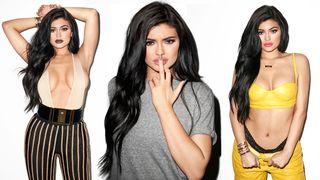 Kylie, é você? A evolução no estilo da caçula do clã Kardashian-Jenner