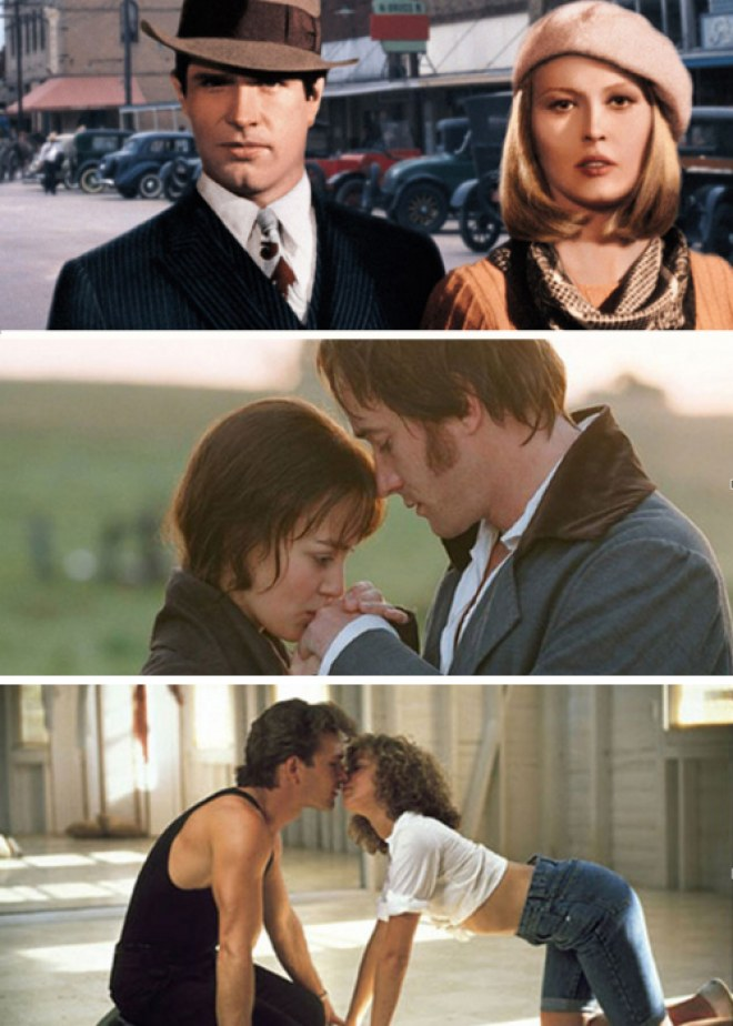 Die schönsten Liebesfilm-Zitate