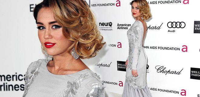 Evolução de Miley Cyrus