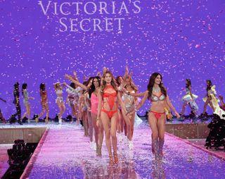 Défilé Victoria's Secret 2015