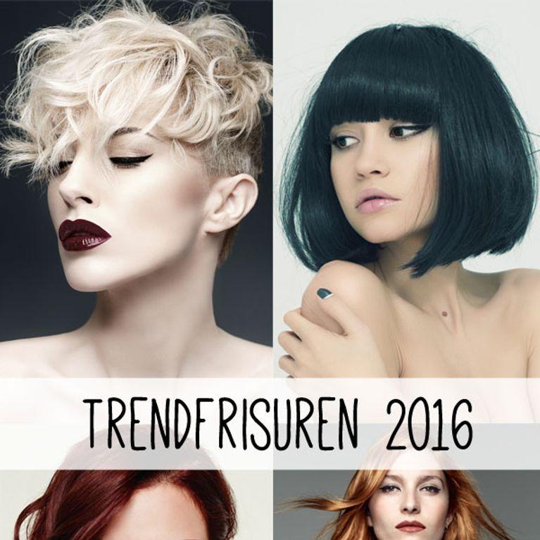 Top Frisuren 2016 Trendfrisuren 2016 Fotoalbum Gofeminin