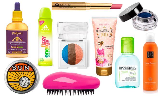 Bons e baratos: produtos de beleza que custam até 50 reais