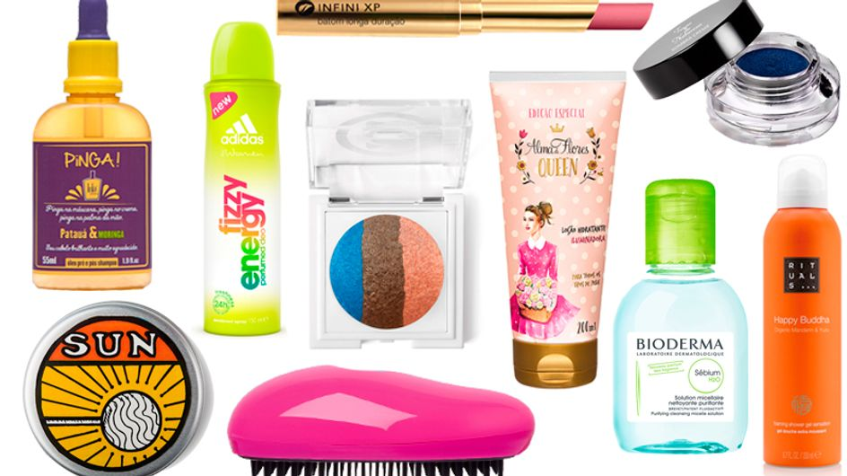 Bons e baratos: produtos de beleza que custam até R$ 50