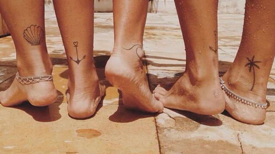 Tatuaggi Caviglia: 50 splendide idee