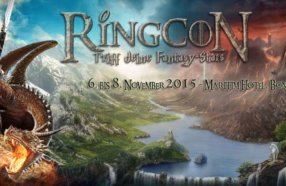 Ringcon 2015: Die größten Stars & die besten Kostüme!