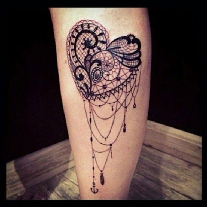 Tatuaggi Cuore: i segni indelebili più romantici