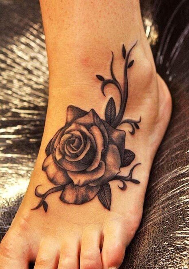 Tatuaggi Piede: i più originali