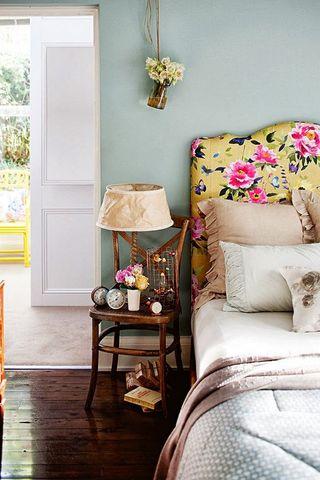 Ungewöhnliche Nachttische für dein Schlafzimmer