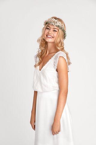 Einfach märchenhaft: Die neuen Brautkleider 2016