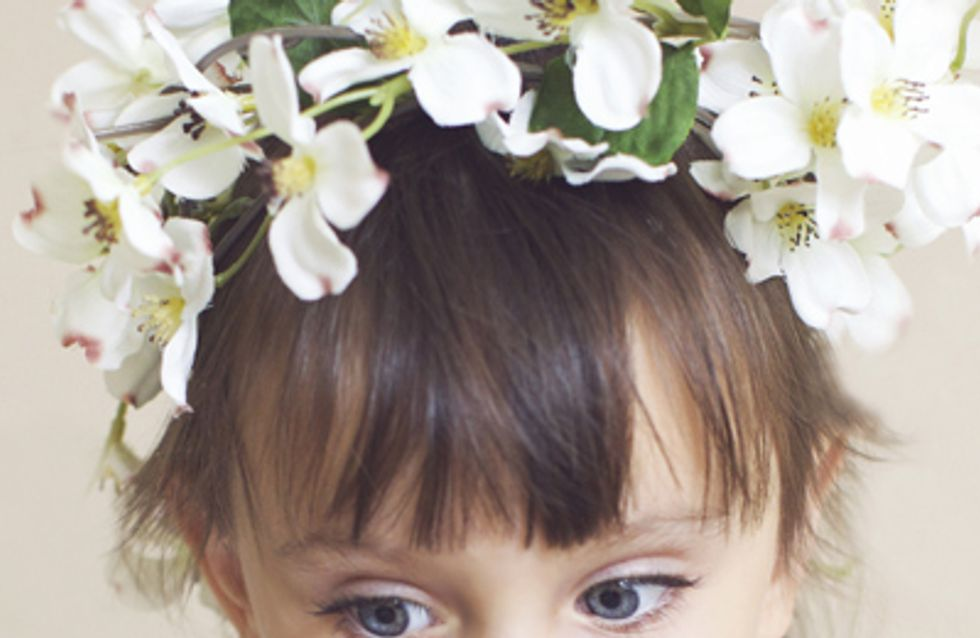 Die heimlichen Stars bei jeder Hochzeit: Die 30 süßesten Blumenmädchen