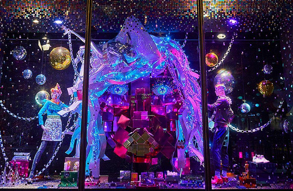 As vitrines natalinas mais incríveis ao redor do mundo