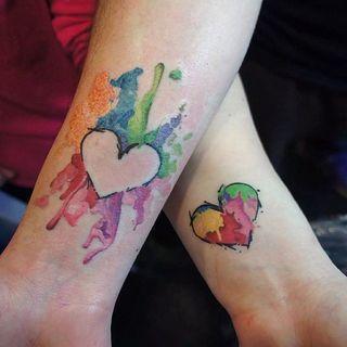 Los Tatuajes Para Parejas Mas Buscados En Pinterest Sin embargo, los siguientes tattoos de peces en color son en clave de humor redacción logia logia tattoo barcelona nace de una idea muy clara, la pasión por el arte y la imagen personal. los tatuajes para parejas mas buscados