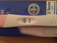 Schwacher strich schwangerschaftstest Hilfe, schwacher