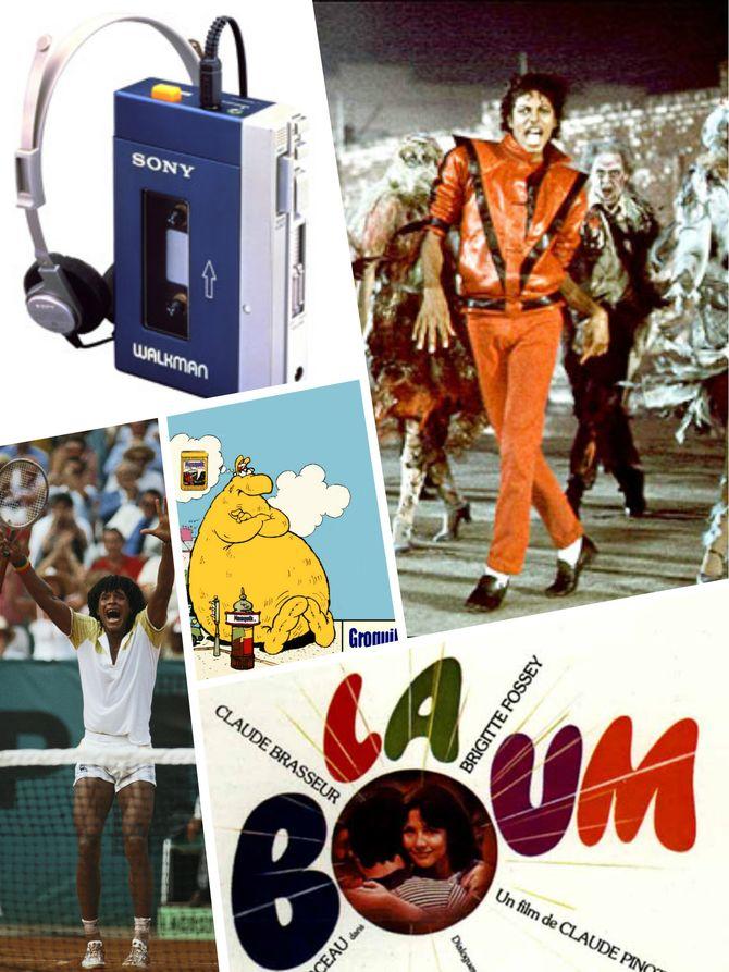 De retour dans les années 80