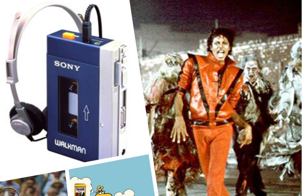 Retour dans les années 80 !