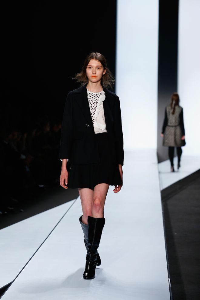 Dorothee Schumacher: Fashion Week Berlin, Herbst/Winter 2016/2017