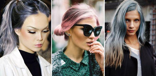Rosa quarzo e blue serenity: i capelli ispirati ai colori Pantone 2016!