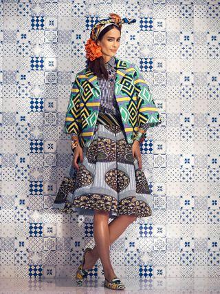 Stampa etnica: i motivi tribali nella moda