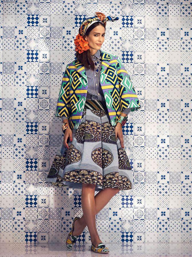 78d48f428a1c Guarda anche   Stampa etnica  i motivi tribali nella moda