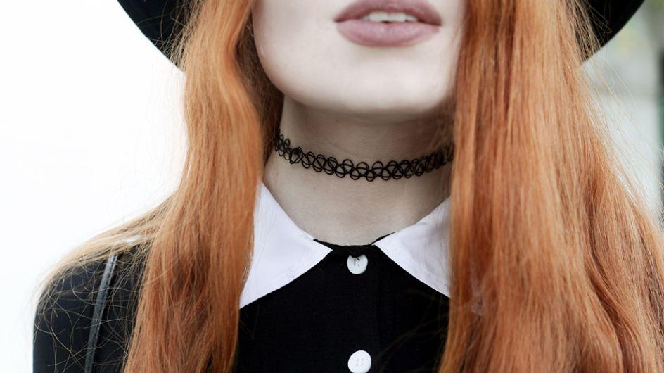 Choker: le collane a collare da non perdere