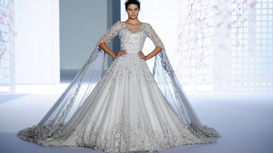 Les plus belles robes de mariée Haute Couture de l'été 2016