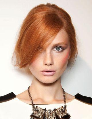 Mogano, rosso tiziano o rame: ecco tutte le sfumature dei capelli ginger!