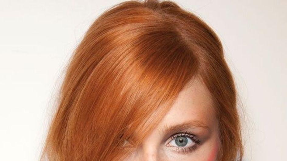 Capelli rossi: tutte le tonalità più cool tra cui scegliere!