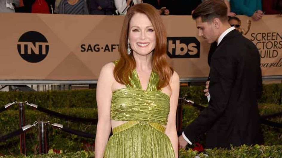 SAG Awards 2016: alfombra roja y vestidos de celebrities